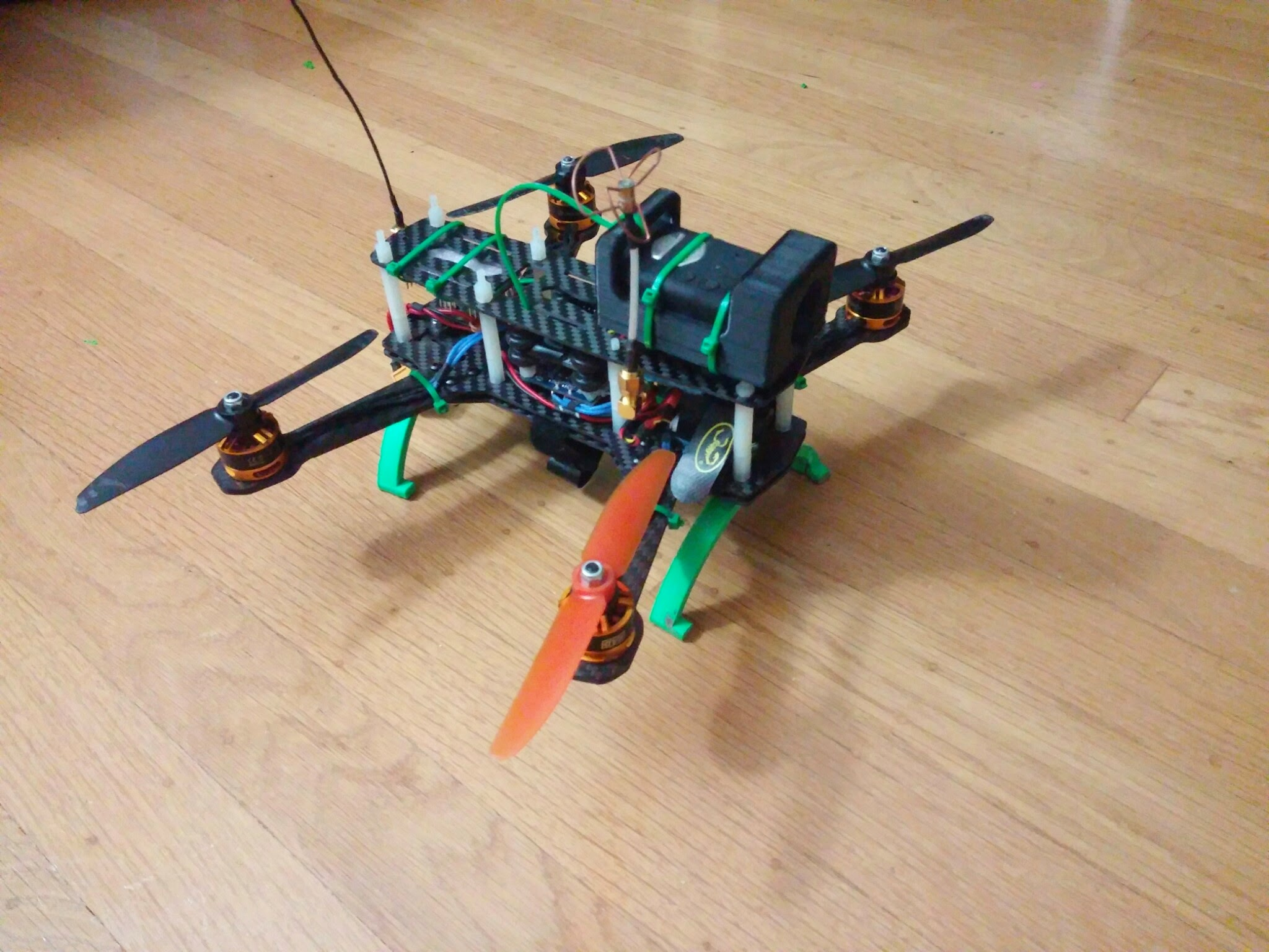 Build Your Own Quadcopter Beginner Guide - Robot Kingdom