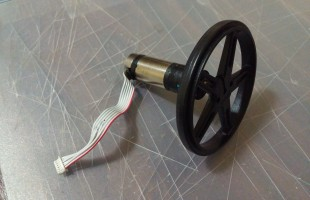 ESCAP 16 Gear Motor With Encoder